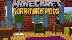 Minecraft MOD FURNITURE - OS 10 MELHORES MODS DE DECORAÇÃO DO MINECRAFT