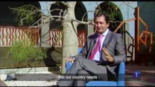 'Las Palmas de Gran Canaria, la puerta de África'