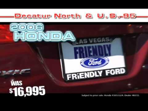Friendly Ford Endless Summer