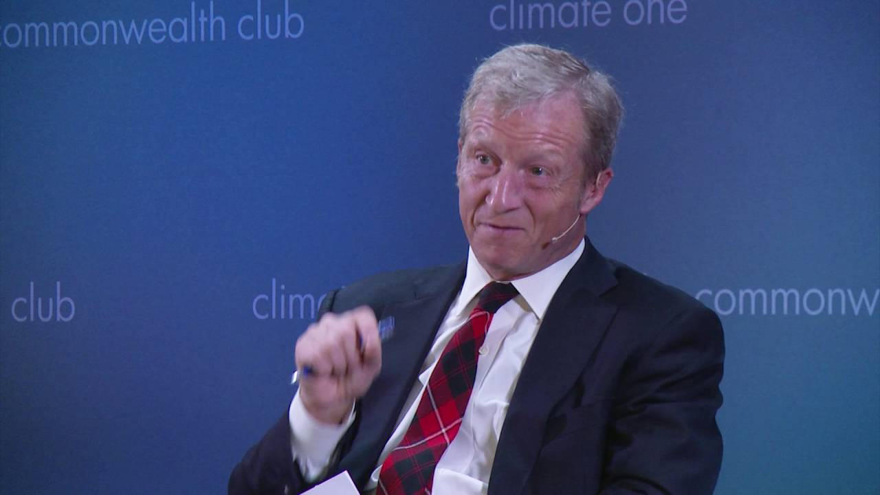 Why Tom Steyer suddenly looks competitive in South Carolina