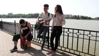 прикольная молдавская песня- Moldavian music
