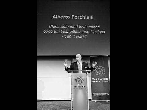 Warwick Economics Summit - Speaker Alberto Forchielli