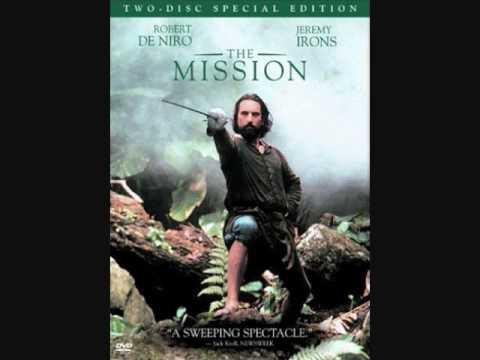 River. The Mission. Ennio Morricone. (Soundtrack 12)