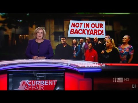 ACA. Not In Our Backyard. (Islam Targeting Penrith, Sydney)