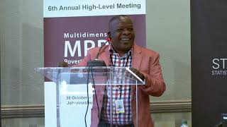 6th Annual High-Level Meeting of the Multidimensional Poverty Peer Group(MPPN) thumbnail