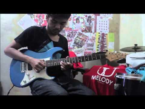 Skill Guitar AKB48/JKT48 ponytail to shushu