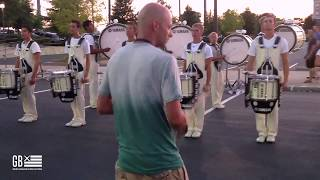 #InTheLot With: Carolina Crown Drumline - DCI 2012