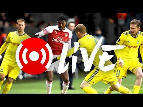 BATE Borisov 1 - 0 Arsenal   Arsenal Nation LIVE: Analysis