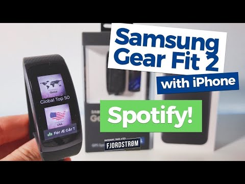 Samsung Gear Fit 2 with iPhone: compatibility guide! (May 2018