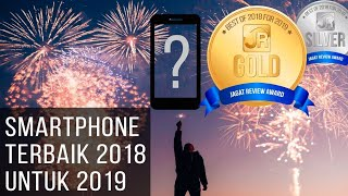 Smartphone/Hape Terbaik Berdasarkan Harga (1 juta sampai Flagship) JR Award Best of 2018 for 2019