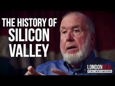 HOW DID SILICON VALLEY START? - Kevin Kelly on London Real