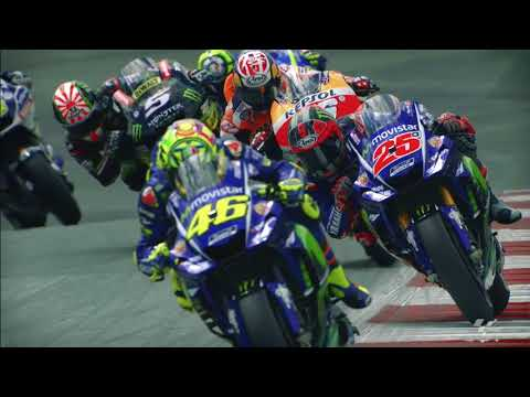 2017 #AustrianGP - Yamaha in action