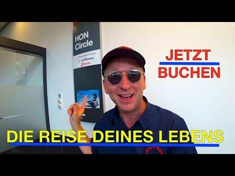 AUSTRIAN Airlines VIP   Die Reise Deines Lebens   Der HON Escort Abenteuer