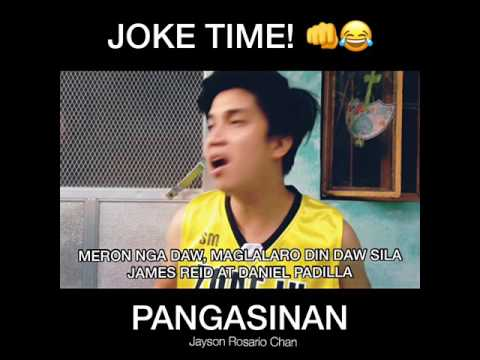 PANGASINAN (Taluran Joke Ko) VClip by Jayson Rosario Chan