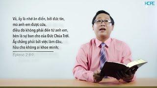 VHOPE | Ê-phê-sô 2:8-9 - Nhờ Ân Điển Bởi Đức Tin | Đèn Soi Bước 27