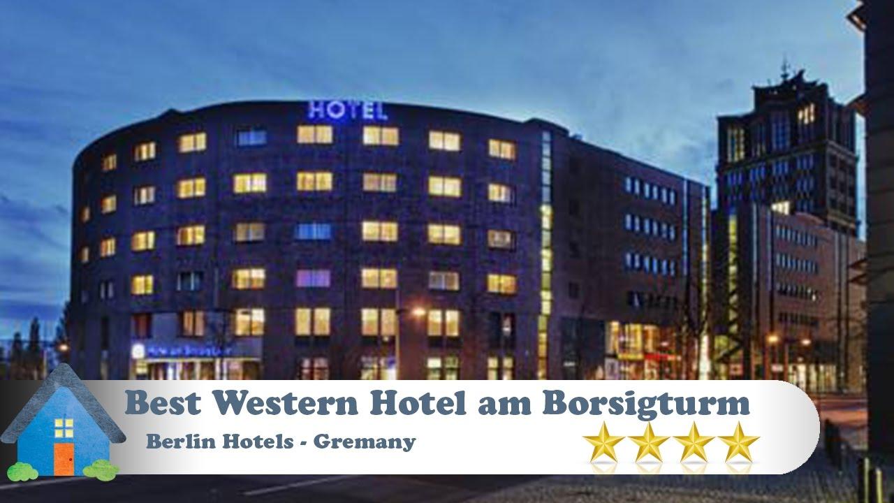 Best Western Hotel Am Borsigturm Berlin Germany