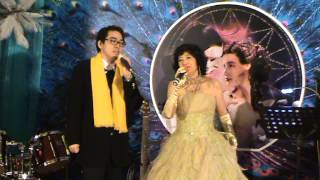 C. Kenneth Lee李俊佳 & Diana Chan-All I Ask Of You  Live 2012