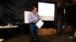 Wallace Bridge Project Presentation ~ Part 1