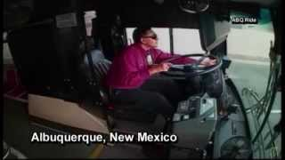 Caught on Camera: Terrifying bus crash in New Mexico