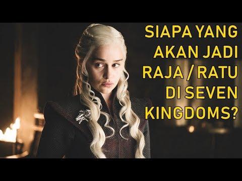 Ngobrol Santai 8 Season Game Of Thrones Dan Seluk Beluknya