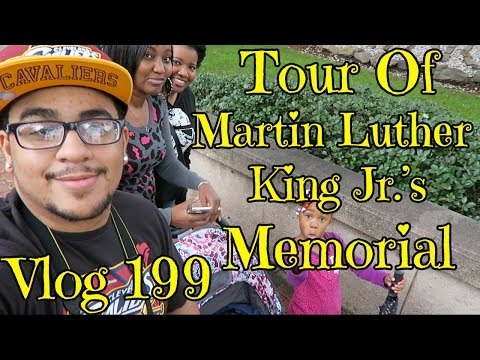 Vlog 199: Tour Of Martin Luther King Jr.'s Memorial