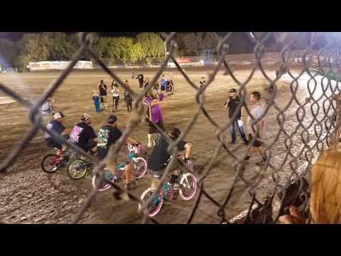 Plaza Park Raceway 9/16/17 Dads Bike Race