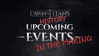 NO DEVELOPERS | LIVESTREAM | 4000 | DAWN OF TITANS  | WHAT HAPPENED