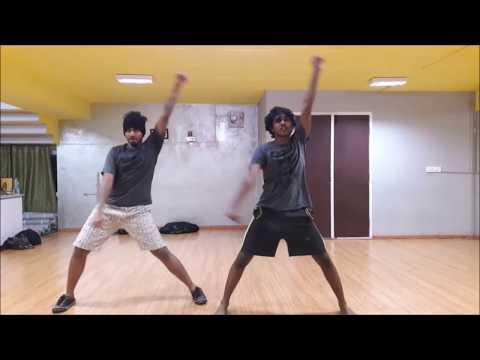 AIGIRI NANDINI [HIP HOP VERSION] || ft Brodha V || INPHOENIX DANCE CHOREOGRAPHY