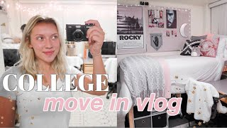 COLLEGE MOVE-IN VLOG 2019 | UC Davis freshman