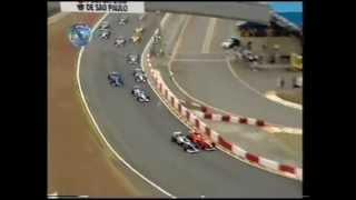 F1 1997 Brazilian Grand Prix - Start