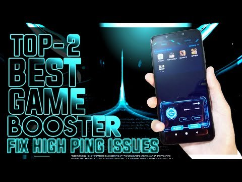 Top 2 Best Game Booster For Pubg | Fix High Ping | Enjoy Lag Free Gaming Experience