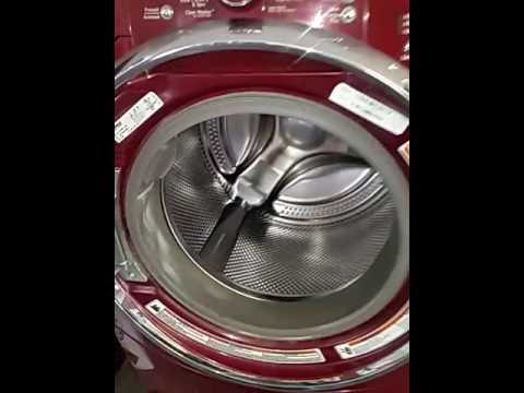 Kenmore Elite He5t Front Load Washer And Dryer Set