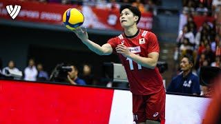 Yuji Nishida's 西田 有志 most impressive Serves! | Hig...