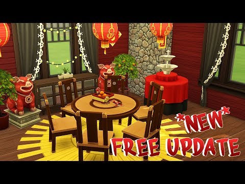 NEW FREE ITEMS! 💕 (FEBRUARY UPDATE)   The Sims 4   News