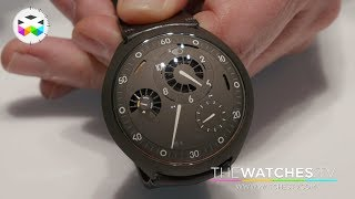 RESSENCE Presents the Mature Version of the Type 2 E-Crown at SIHH 2019