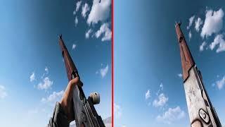Battlefield V - New Weapon - MAS 44