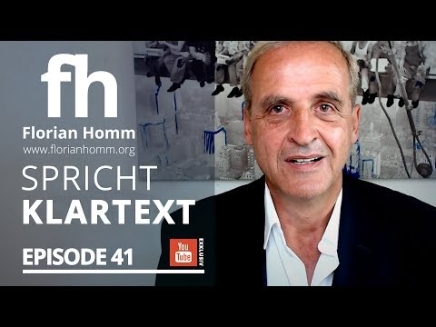 Florian Homm spricht Klartext #41: Wird Gary Cohn (Ex Goldman Sachs) neuer Chef der FED?