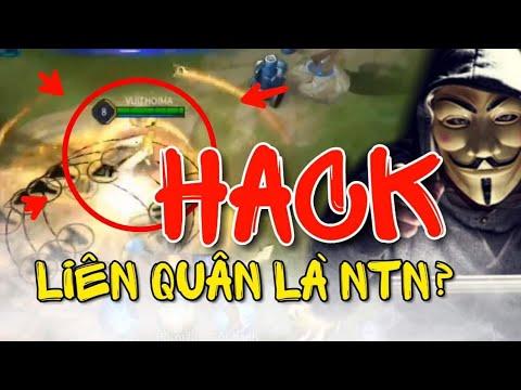 Bé Tắc TV - Hack Hồi Chiêu , Hack Bất Tử Liên Quân Mobile - Jina , Vera , Krixi - AOV | ROV | LQM