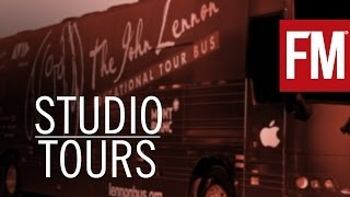 Lennon Bus - Studio Tour