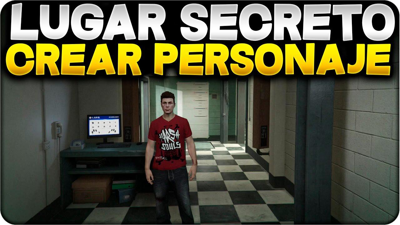 Gta 5 online nueva sala secreta crear personaje for Cuarto personaje gta 5