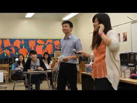 AP Chinese v. AP Japanese Sing-Off (Teacher Edition)