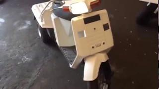 видео Honda Gyro Canopy - мопед с крышей: характеристики, цены и отзывы