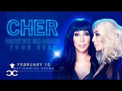 Cher: Here We Go Again Tour 2019 - YouTube