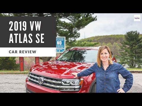 2019 Volkswagen Atlas SE Review - All Things Fadra