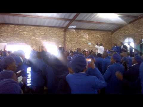 Central District singing 226 sotho