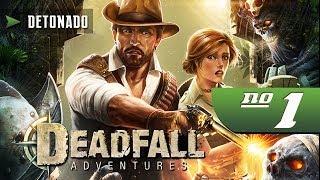 Video Deadfall Adventures Detonado Parte #1 [PT-BR] download MP3, 3GP, MP4, WEBM, AVI, FLV Agustus 2017