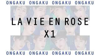 How Would X1 (엑스원) sing La Vie en Rose (라비앙로즈) by IZ*ONE (아이즈원)?
