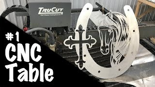 CNC PLASMA TABLE - Which is the best?