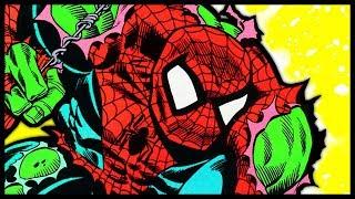 Spider-Man zostaje HULKIEM! | Streszczenie Komiksu