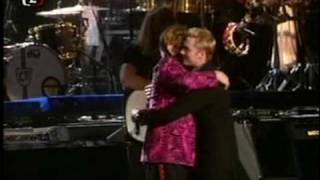 Elton John (& Ronan Keating) 3/4 - Come Together - Your song